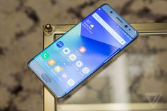 New Samsung Galaxy Note 7 Has Been Launched. Samsung launched the Galaxy Note 7 on Tuesday with refined craftsmanship, premium materials and a remarkable Cell Phone Reviews, Smartphone Reviews, Galaxy Note 7, Galaxy S8, Mcdonalds Gift Card, Samsung Mobile, Tech Updates, Usa, Technology