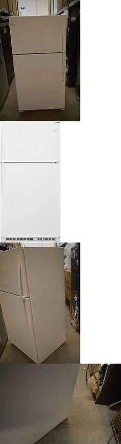 Refrigerators 20713: Whirlpool Wrt311fzdw 33 White Top-Freezer Refrigerator Nob #11136 -> BUY IT NOW ONLY: $399 on eBay!