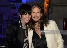 Musician Steven Tyler attends The Humane Society of the United States' to the Rescue Gala at Paramount Studios on May 7, 2016 in Hollywood, California. w/ Diane Warren