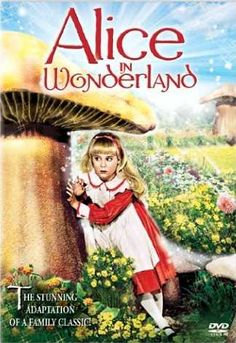 my favorite adaptation as a child, made-for-tv-movie-alice. with sammy davis jr..ringo star...scott baio... can't get any better than that!