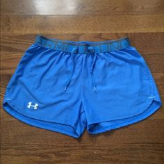 Small underarmour shorts Worn a couple times. Great condition! Size small! Very comfy. No underwear inside Under Armour Shorts