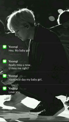 Read 😍Phone (Suga/Yoongi) from the story Bts képek by (Ji_Song_) with 560 reads. Bts Wallpaper Desktop, Message Wallpaper, Wallpaper Quotes, Bts Aesthetic Wallpaper For Phone, Trendy Wallpaper, Min Yoongi Bts, Bts Jungkook, Min Yoongi Wallpaper, Bts Qoutes