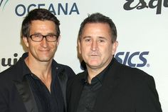 Brothers Jonathan and Anthony LaPaglia