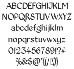 Kingthings Exeter Font *free