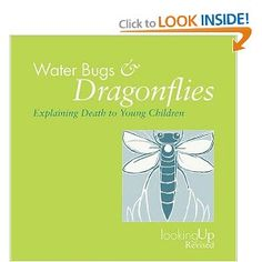 Waterbugs and Dragonflies: Explaining Death to Children (Looking Up) Doris Stickney Grief Poems, Family Deal, Funeral Poems, Kids Poems, Infant Loss, Bereavement, Child Life, Looking Up, My Books
