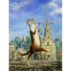 Frameless Music Flute Cat Animals DIY Painting By Numbers Wall Art Picture Unique Gift Hand Painted Oil Painting For Home Decor -- More info could be found at the image url. #HomeDecor