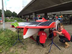 SolarChallenge 2016 - DC Team