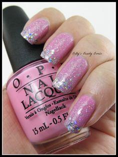 Silver-Glitter-Nail-Art