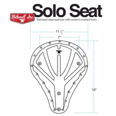 Seat template