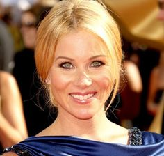 CHRISTINA APPLEGATE The talented actress is a vegetarian and spokeswoman for PETA.