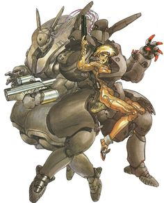 Appleseed by Shirow Masamune: