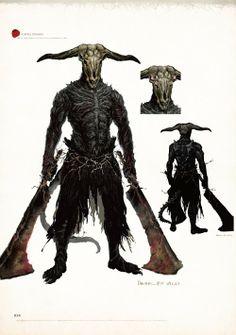 Dark Souls: Design Works (English) i hate this thing Dark Souls 2, Dark Souls Art Book, Demon's Souls, Horror, Fantasy Monster, Monster Design, Soul Art, Creature Concept, Angels And Demons