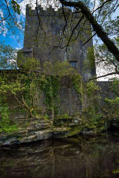 Aughnanure Castle - Co. Galway, Ireland