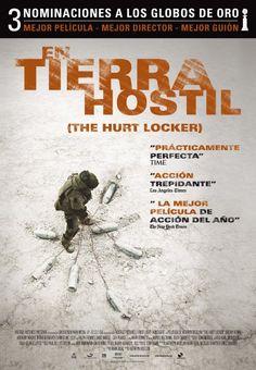 En tierra hostil (The hurt locker, 2009, Kathryn Bigelow): el hombre era ella