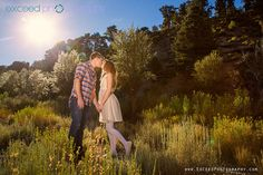 Las Vegas Wedding Photographers, Engagement Photos, Outdoor Photos, Couple's Photos, Creative Engagement Photos