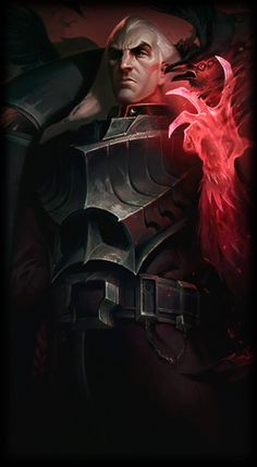 League of Legends- Swain, The Noxian Grand General.