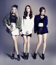 SNSD HyoYeon, Jessica and Sunny / Calendar 2014