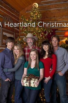 A Heartland Christmas Movie Christmas comes to Heartland, along with an anonymous call about starving horses stranded by an avalanche in the Rocky Mountains, which sends Amy and Ty to their rescue.