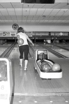 Bowling, 1950's