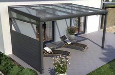 Wind- und Regenschutz für Ihr Terrassendach: Seitenkeile und Seitenwände erweitern und verschönern Ihre Terrasse mit wenig Aufwand!