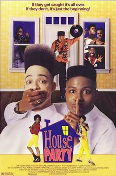 House Party #TheEnd #The90s