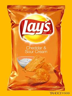 Lay's Reveals 4 New Flavor Hopefuls in New 'Flavor Swap' Contest Lays Chips Flavors, Potato Chip Flavors, Lays Potato Chips, Fun Baking Recipes, Snack Recipes, Doritos, Junk Food Snacks, Sour Cream And Onion, Weird Food