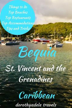 Come Sail St Vincent and the Grenadines Caribbean Travel Decor Art Poster Print