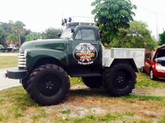 1947 Chevrolet Custom 4x4 Truck