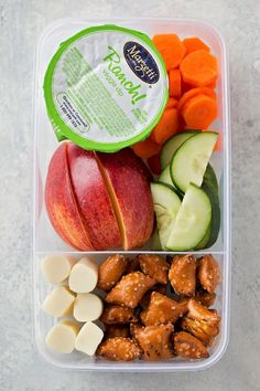 Healthy Snack Idea Bag Lunch, Healthy Meal Prep, Healthy Lunch Foods, Vegetarian Lunch Ideas For Work, Gluten Free Lunch Ideas, Vegan Lunches, Snack Boxes Healthy, Vegan Lunch Box, Healthy School Lunches