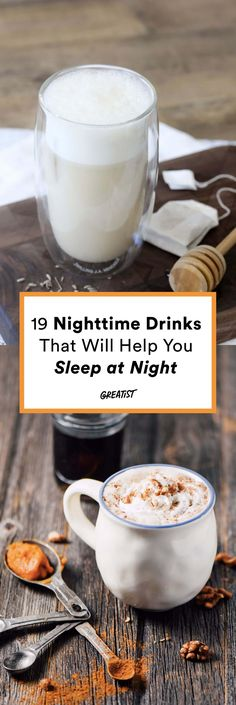 Time to get cozy. #greatist https://greatist.com/eat/natural-sleep-aids-to-drink-before-bed