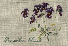 (13) Gallery.ru / Фото #46 - Вышивка петитом. Marie-Therese Saint-Aubin - inna-parisienka