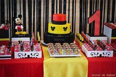 Mickey Mouse Party << Bella Paris Designs