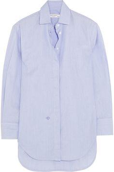 EQUIPMENT Tate striped cotton shirt