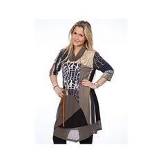 One O One Paris: Taiga Tunic/Dress, only on wildcurves.com!