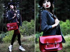 Doc Martens satchel, do want!
