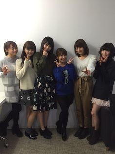 大好きな大先輩 高木紗友希 の画像|Juice=Juiceオフィシャルブログ Powered by Ameba