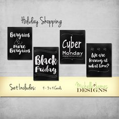 Holiday Shopping Kit :http://michellejdesigns.com/holiday-shopping-kit/