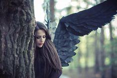 Black angel 5 by on DeviantArt Black Angels, Jon Snow, My Photos, Dreadlocks, Deviantart, Hair Styles, Youtube, Inspiration, Beauty