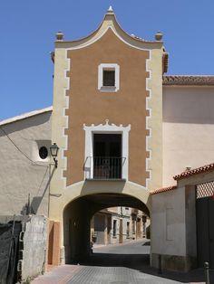 Arco de San Roque, Jumilla