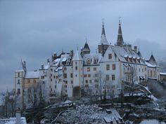 Schloss Neuchâtel