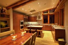 Stillwater Dwellings is an exclusive architectural firm specializing in high-end prefab homes. Our modern home designs can be customized to meet your needs. Learn about our efficient, sustainable methods of home design. Modular Home Prices, Modern Modular Homes, Modular Housing, Prefab Homes Uk, Prefabricated Houses, Interior Design Basics, Interior Design Kitchen, Stillwater Dwellings, New Kitchen Designs
