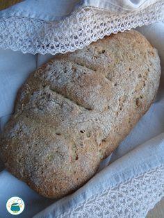 Pane di matera con farina di grano duro integrale