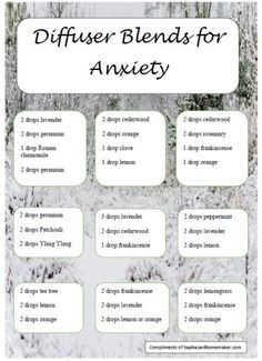 essential oil blends for anxiety and panic attacks recipe essential oils for babies sleep young living Essential Oils For Colds, Essential Oils Guide, Essential Oil Diffuser Blends, Essential Oils For Depression, Young Living Essential Oils For Anxiety, Calming Essential Oils, Doterra Diffuser, Oils For Diffuser, Doterra Essential Oils