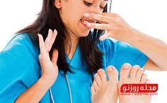 ۷ درمان خانگی برای خلاص شدن از بوی بد پا