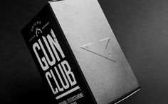 Gun Club on Packaging of the World - Creative Package Design Gallery