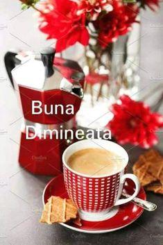 Imagini buni dimineata si o zi frumoasa pentru tine! - BunaDimineataImagini.ro V60 Coffee, High Tea, Coffee Time, Good Morning, Tea Cups, Coffee Maker, Kitchen Appliances, Breakfast, Tableware