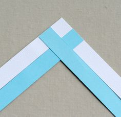 how to braid paper