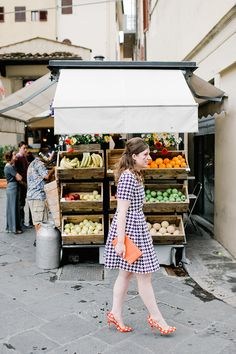 An afternoon in Florence with Jennifer Diederich of Suite (Photography: Nadia Meli)