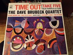 "Dave Brubeck ""Time out"""