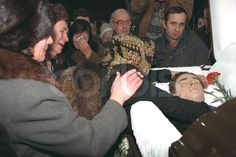 Sergei grinkov funeral photos A Photo Essay on the